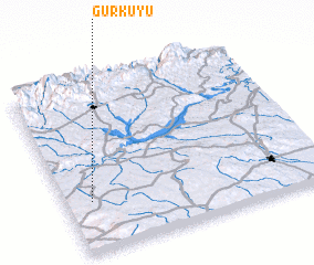 3d view of Gürkuyu