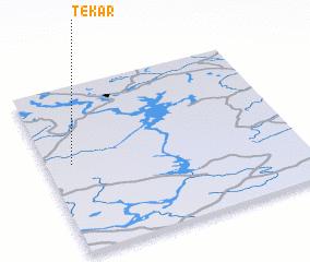 3d view of Tekar