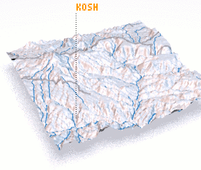 3d view of Kosh