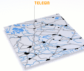 3d view of Telegin