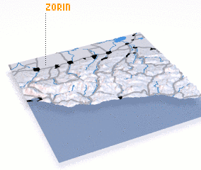 3d view of Zorin