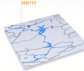 3d view of Goritsy