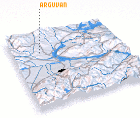 3d view of Arguvan