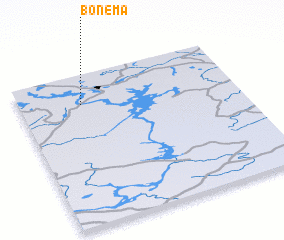 3d view of Bonema