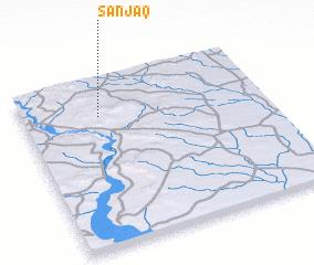 3d view of Sanjaq