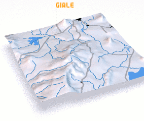 3d view of Giale