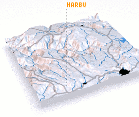 3d view of Hārbu