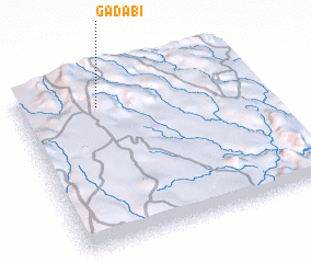 3d view of Gadabi