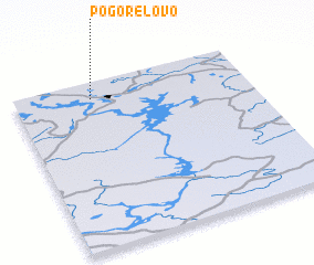 3d view of Pogorelovo