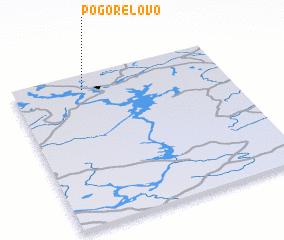 3d view of Pogorelovo