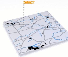 3d view of Zarazy