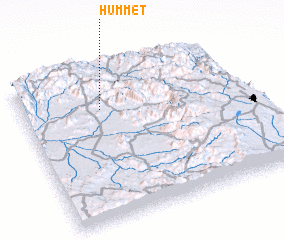 3d view of Hummet