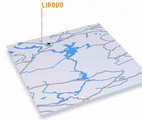3d view of Lipovo