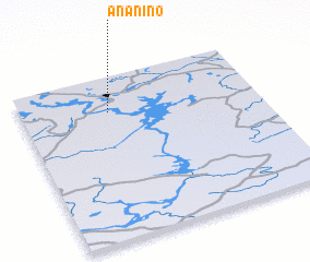 3d view of Anan\