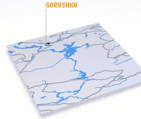 3d view of Gorushka