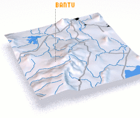 3d view of Bantu
