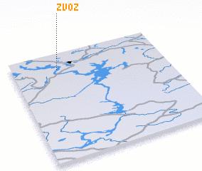 3d view of Zvoz