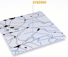 3d view of Vyazovo