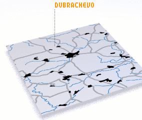 3d view of Dubrachëvo