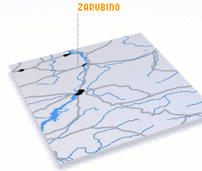 3d view of Zarubino