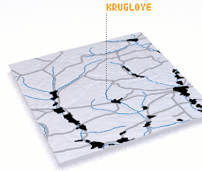 3d view of Krugloye