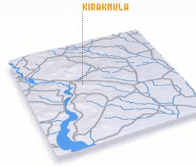 3d view of Kīrak Mūlā
