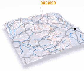 3d view of Dagaiso