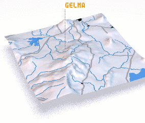 3d view of Gelma