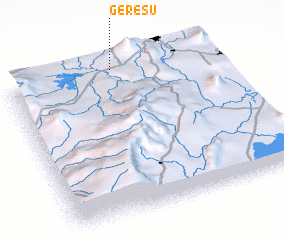 3d view of Geresu