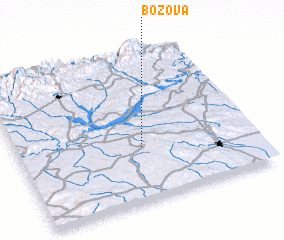 3d view of Bozova