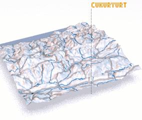 3d view of Çukuryurt