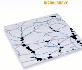 3d view of Ivanovskoye