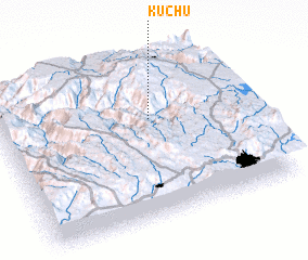 3d view of Kuchu