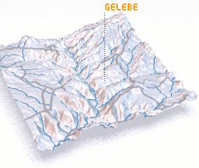 3d view of Gelebē