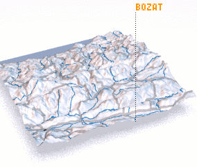 3d view of Bozat