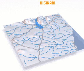 3d view of Kisiwani