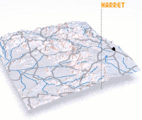 3d view of Harret