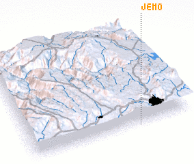 3d view of Jemo