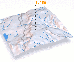 3d view of Bursa