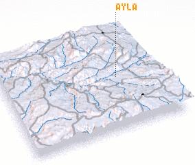 3d view of Āyla