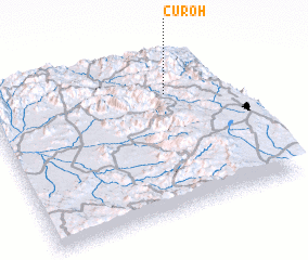 3d view of Curoh