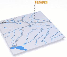 3d view of Tesovka