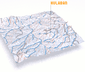 3d view of Hulaban