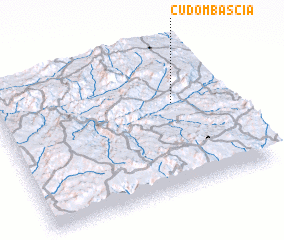 3d view of Cudombascia