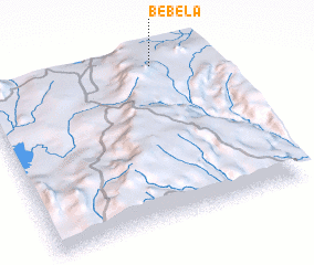 3d view of Bebela