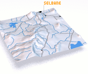 3d view of Selbanē
