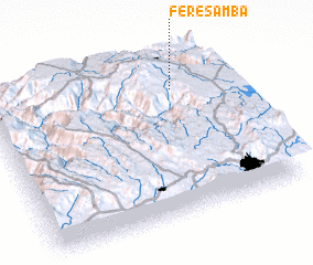 3d view of Feres Āmba