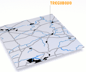3d view of Tregubovo