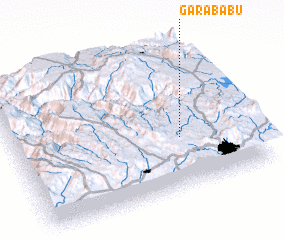 3d view of Gara Babu