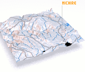 3d view of Mich'īrē